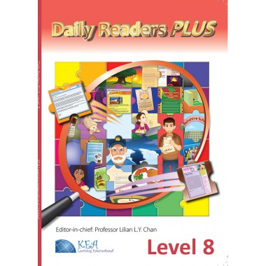 Daily Readers PLUS - Level 8