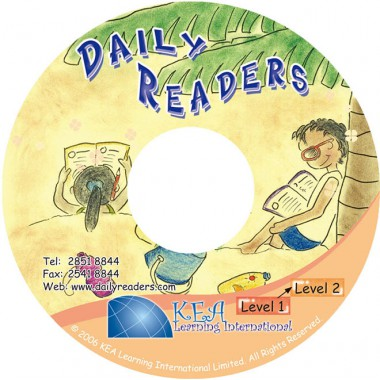 Daily Readers-CD 1D