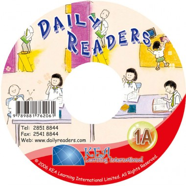 Daily Readers-CD 1A