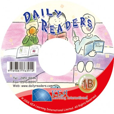 Daily Readers-CD 1B
