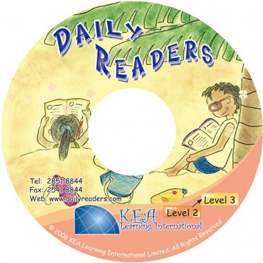 Daily Readers-CD 2D