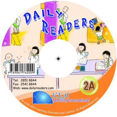 Daily Readers-CD 2A