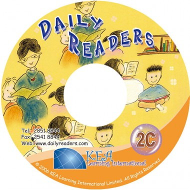 Daily Readers-CD 2C