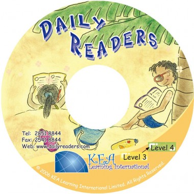 Daily Readers-CD 3D