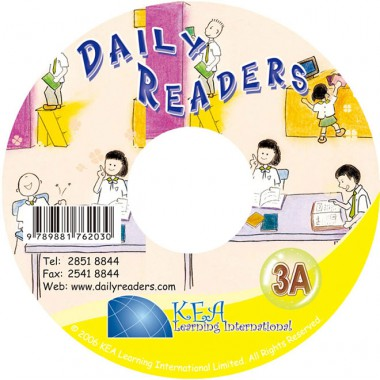 Daily Readers-CD 3A