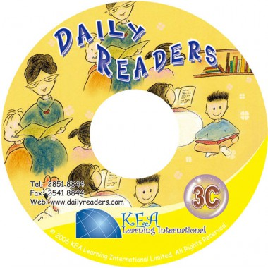 Daily Readers-CD 3C