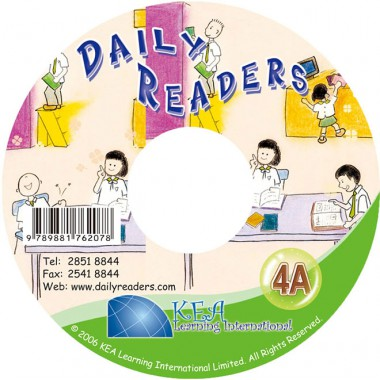 Daily Readers-CD 4A
