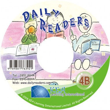 Daily Readers-CD 4B