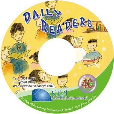 Daily Readers-CD 4C