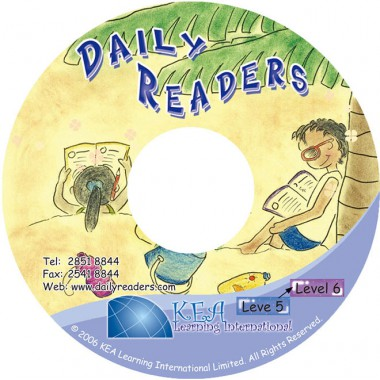 Daily Readers-CD 5D