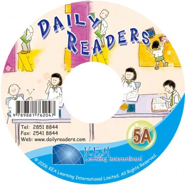 Daily Readers-CD 5A