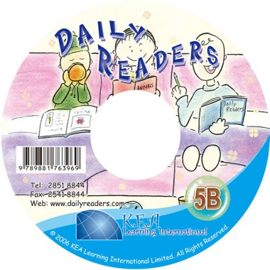 Daily Readers-CD 5B