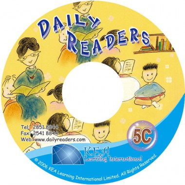 Daily Readers-CD 5C