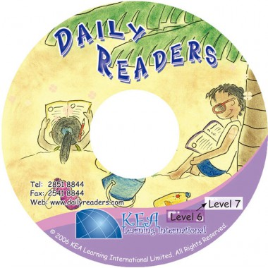 Daily Readers-CD 6D