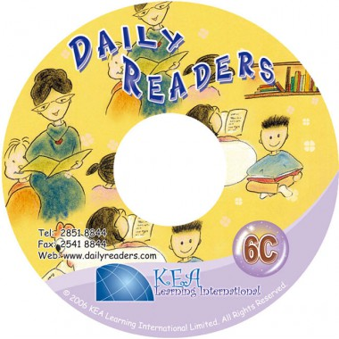 Daily Readers-CD 6C