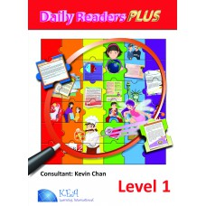 Daily Readers PLUS - Level 1