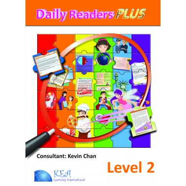 Daily Readers PLUS - Level 2
