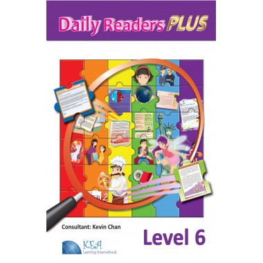 Daily Readers PLUS - Level 6