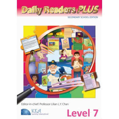 Daily Readers PLUS - Level 7
