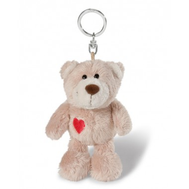 NICI Love bear light-brown 10cm bb kh