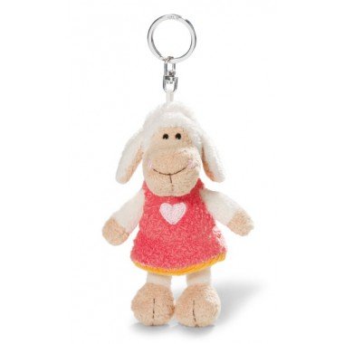 NICI Sheep Jolly Frances 10cm bb kh