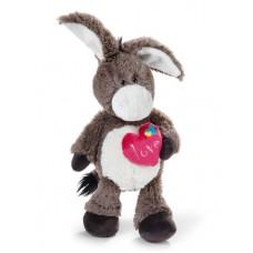 NICI Love donkey 20cm dangling