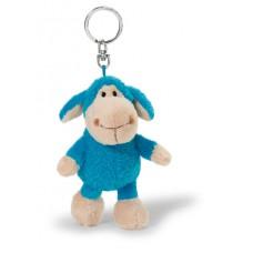 NICI Sheep Jolly Mah blue 10cm bb kh