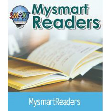 MySmartReaders Online Story Book Program (12 months)