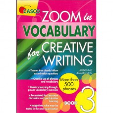 Zoom In Vocabulary for Creative Writing 3