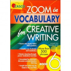 Zoom In Vocabulary for Creative Writing 6