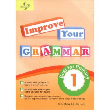 Improve Your Grammar P.1 (2018)