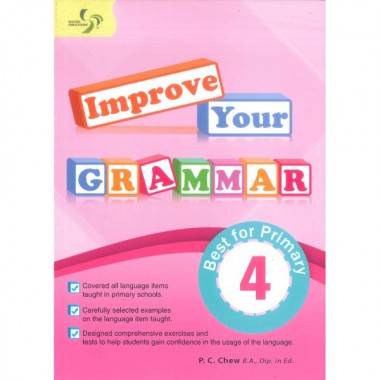 Improve Your Grammar P.4 (2018)