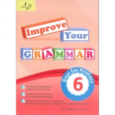 Improve Your Grammar P.6 (2018)