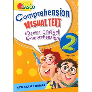 P2 Comprehension Visual Text