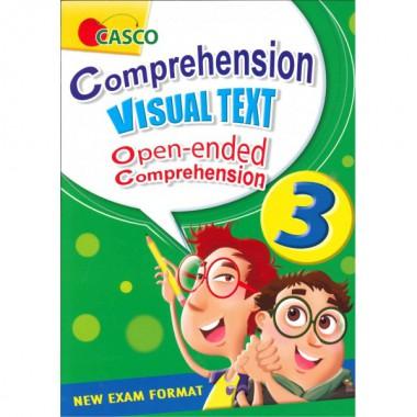 P3 Comprehension Visual Text
