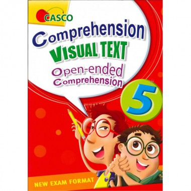 P5 Comprehension Visual Text