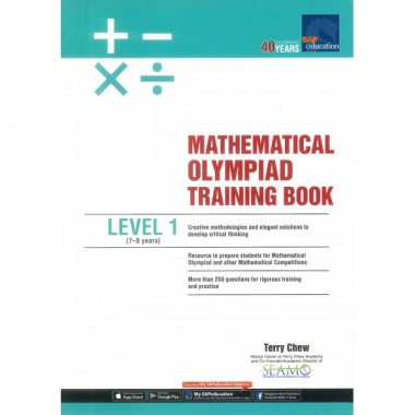 Level 1 Math Olympiad Training Book
