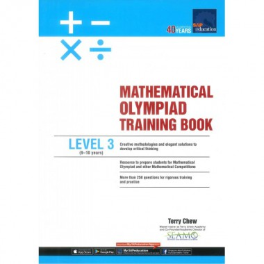 Level 3 Math Olympiad Training Book
