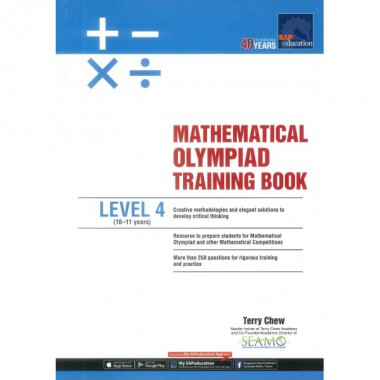 Level 4 Math Olympiad Training Book