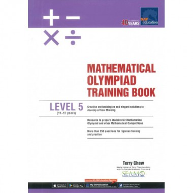 Level 5 Math Olympiad Training Book