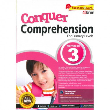 Conquer Comprehension WB.3
