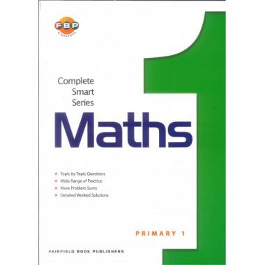 P.1 Complete Smart Series Maths