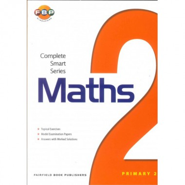 P.2 Complete Smart Series Maths
