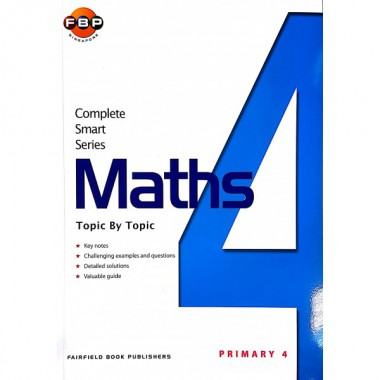 P.4 Complete Smart Series Maths Topic By