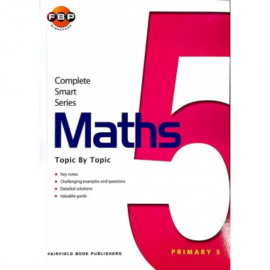 P.5 Complete Smart Series Maths Topic By