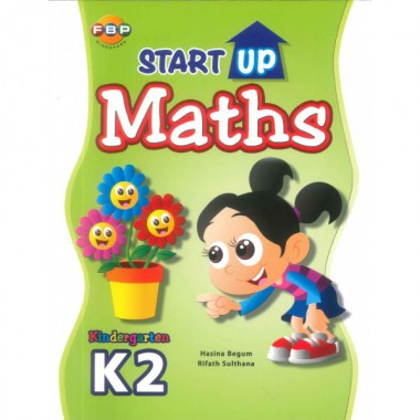 Start Up Maths K2