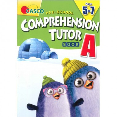 Pre-School Comprehension Tutor BK A