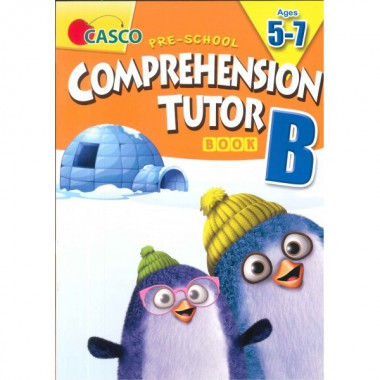 Pre-School Comprehension Tutor Bk B
