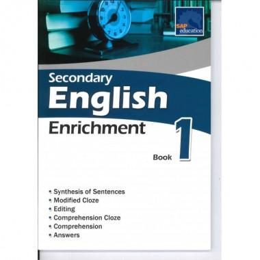 Bk 1 Sec English Enrichment