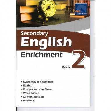 Bk 2 Sec English Enrichment